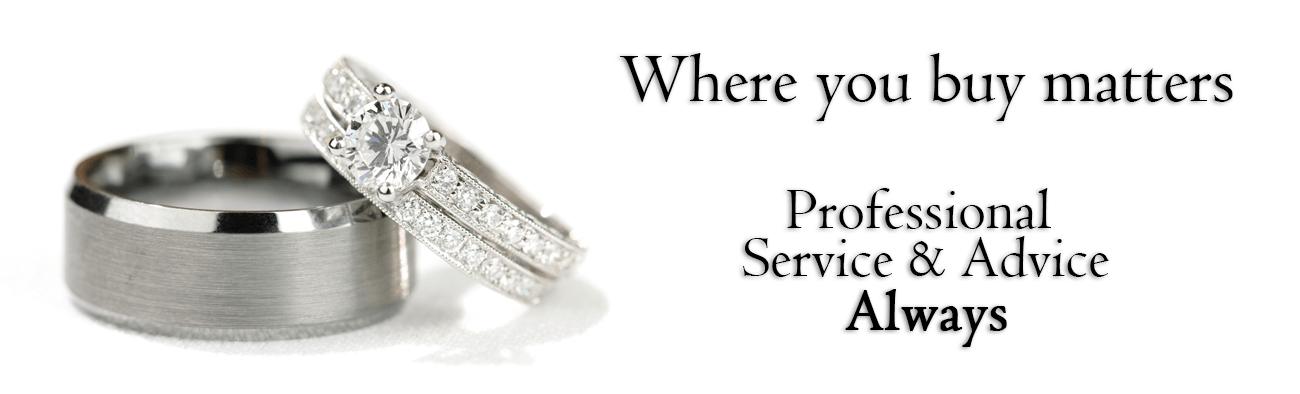 Where you buy matters - professional Service & Advice Always